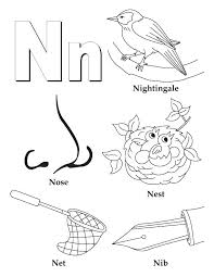 Letter R Coloring Pages Alphabet Flowers Letter R Coloring Pages