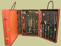 Craft Fair Portable Jewelry Display Cases @premiumshowcases