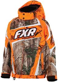 Fxr Racing 2015 Snowmobile Apparel Child Youth Helix