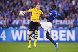 FC Schalke 04 v Borussia Dortmund - Bundesliga - Fussballstadt