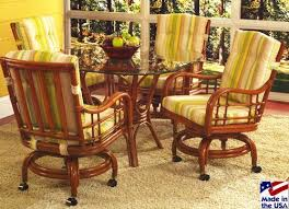 dining room table made in usa. the indoor rattan and wicker dining set \ room table made in usa l