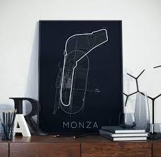 amazing race track wall art designing inspiration circuit de monaco formula 1 racing wooden sculpture left angle in a carbon finish watkins glen suzuka