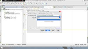 Android Studio Apk oluşturma Generating a Signed APK Using Android