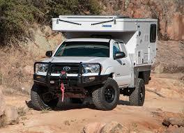 FLEET FLAT BED MODEL - Four Wheel Campers | Low Profile, Light ...