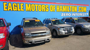 eagle motors of hamilton get e car dealers 939 s erie hwy hamilton oh phone number yelp