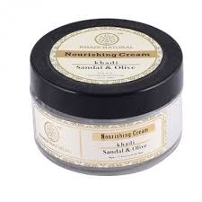 Khadi Sandal & Olive Face Nourishing Cream