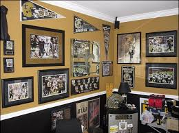 sports office decor. Sports Rooms Man Caves   Danny\u0027s Saints Cave 3 NOLA.com Office Decor