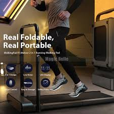 Xiaomi APP Control WalkingPad R1 Treadmill Folding <b>Ultra</b> thin ...