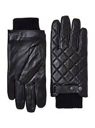 Quilted Leather Gloves & Barbour Quilted Leather Gloves Adamdwight.com
