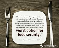 Christian Aid Quotes Best of Biotechnology And GM Crops Are Taking Us Down A Dangerous Road