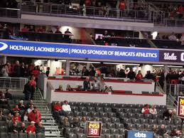 5th 3rd Arena Seating Chart Fifth Third Arena Review