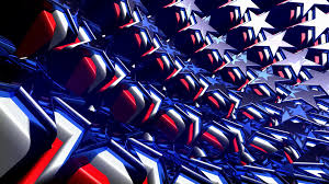 cool red white and blue backgrounds. Exellent Backgrounds Stars Red White U0026 Blue 3D Animation Loop Motion Background  Videoblocks On Cool And Backgrounds P