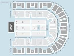 Liverpool Echo Seating Chart Liverpool Echo Arena View From Seat Block 17