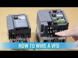 how to wire a vfd Variable Frequency Drive Wiring Diagram Variable Frequency Drive Wiring Diagram #29 VFD Wiring Practices