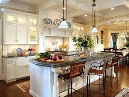 White Cottage Inspired Kitchen Peter Salerno Hgtv