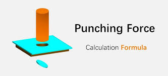 Punch Tonnage Chart How To Calculate Punching Force Formula Tonnage