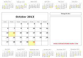 Calendar Generator Printable Calendar Generator Free Calendar Maker 2017 Printable