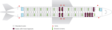 Conclusive Boeing 737 800 Seating Chart Seatguru Seat Map