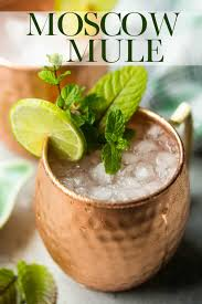 how to make a moscow mule easy