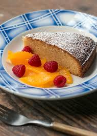 Almond Cake David Lebovitz