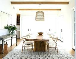 dining table lighting. Unique Table Coastal Dining Room Lighting Farmhouse Industrial  Style Intended Table