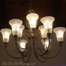 glass chandelier lamp shades bell shape 5 8 6 schwubs info throughout for decorations 10