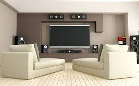 Home Theatres Designs New Decorating Ideas