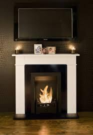 ethanol fireplaces inspirational carrington cream traditional bio ethanol fireplace