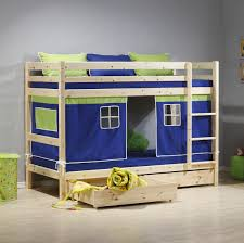 ... Good Looking Images Of Kid Bedroom Decoration Using Cool Kid Bunk Bed :  Appealing Blue And ...