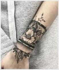 Trendy Květin Tetování Design Idea Slunečnicecz