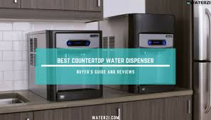 best countertop water dispenser 2019