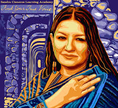 sandra cisneros learning center mural project sparcinla sandra800