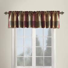 Plaid Kitchen Curtains Valances Similiar Find Blue Plaid Window Panels Keywords