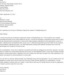 Cover Letter Archives   RESUMEDOC LiveCareer