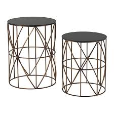 metal accent table. Metal Accent Table