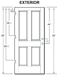 entry door size entry door sizes large image for unique coloring front door size