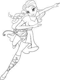 Female Superhero Coloring Pages Female Superhero Coloring Pages Girl Poison Ivy A Batman Sheets Of