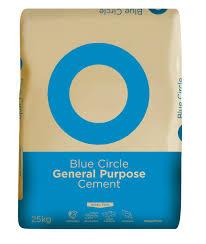 blue circle general purpose cement 25kg bag | departments | diy at b&q