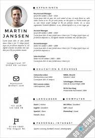 sample cv template all cv templates go sumo
