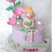 Girls Tinkerbell Birthday Cake 47 Cakes Cakesdecor