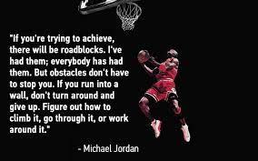 Michael Jordan Quote Wallpapers ...