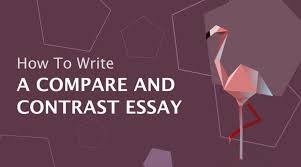how to write compare and contrast essay essayhub how to write a compare and contrast essay