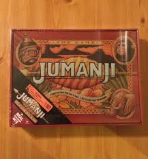 Real Wooden Jumanji Board Game New jumanji board game cardinal edition in real wooden wood box 36