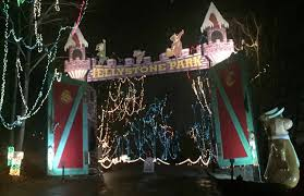 Yogi Bear Park Eureka Mo Christmas Lights The Best Christmas Light Displays In St Louis