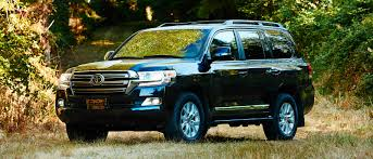2017 Toyota Land Cruiser Now Available