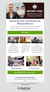 Ngo Newsletter Templates Best Charity Email Templates For Ngos Welfare Societies