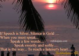 speech is silver but silence is golden essay speech silver but silence golden essay segalwl silence of the lambs essay ozymandias essay essays on