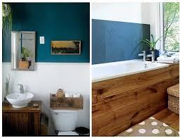 teal oak bathroom decor home interior