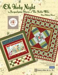 48 best Quilt Patterns - Holiday/Season images on Pinterest ... & Henry Glass & Co., Inc. - · Holy NightQuilt PatternsQuilt ... Adamdwight.com