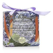 Nesti Dante <b>Gli Officinali Soap</b> - Hydrangea &amp; Rhubarb - Tonic ...